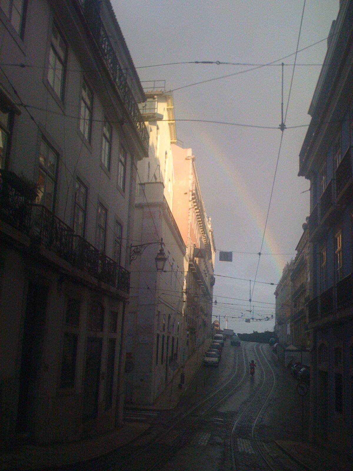 in the future there is the rainbow